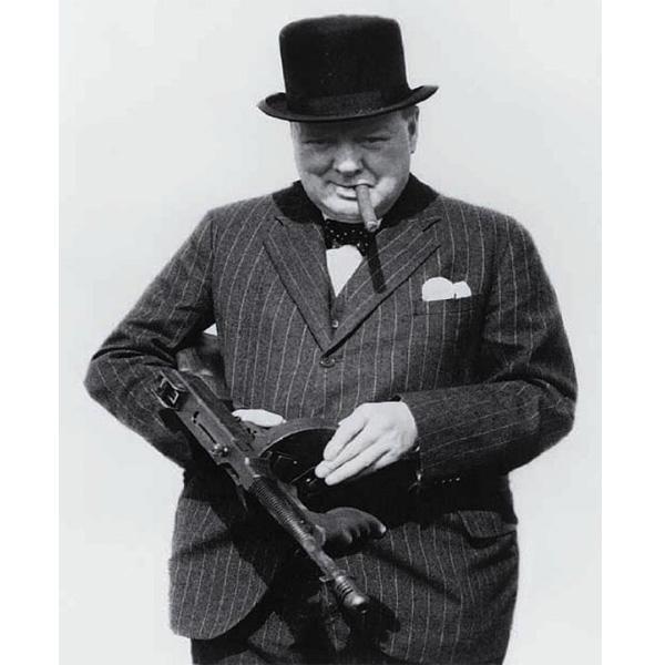 churchill-inspecting-tommy-gun