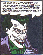 The Joker in Batman#1 (1940)
