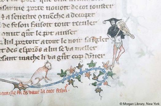 Voeux du paon (c. 1350)