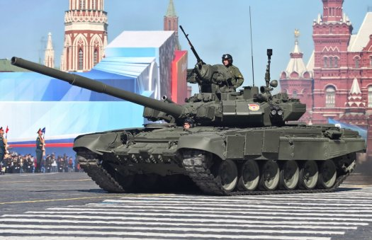 the-t-90-the-most-advanced-battle-tank-currently-in-use-in-the-russian-armed-forces-its-main-weapon-is-a-125-mm-smoothbore-gun-with-anti-tank-capabilities-but-it-also-boasts-a-remote-controlled-anti-aircraft-heavy-